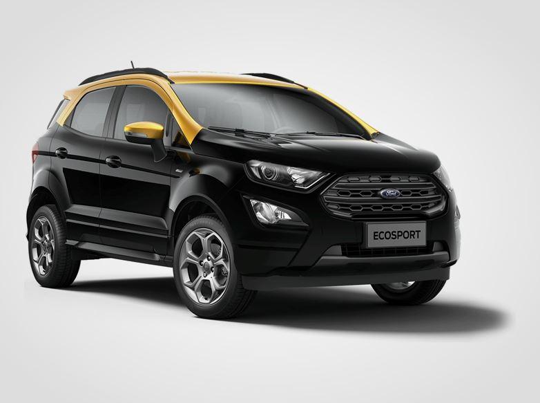 Ford EcoSport  ST-Line Black,  5dveřová, 1.0EcoBoost 92kW/125k, 6st.manuální