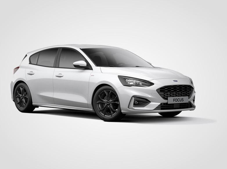 Ford Focus ST-Line,  5dveřová, 1.5EcoBoost 110kW/150k, 8st.automatická