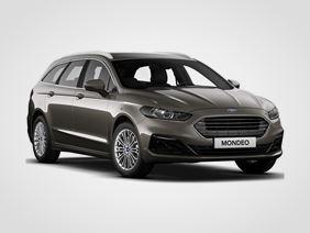 Ford Mondeo Titanium, Kombi, 2.0EcoBlue 140kW/190k, 8st.automatická, AWD