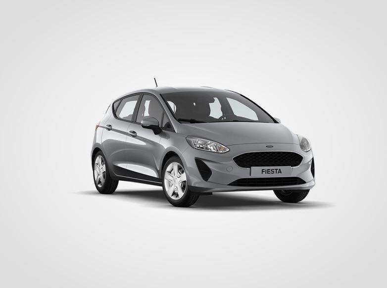Ford Fiesta Trend,  5dveřová, 1,1PFI 55kW/75k, 5st.manuální