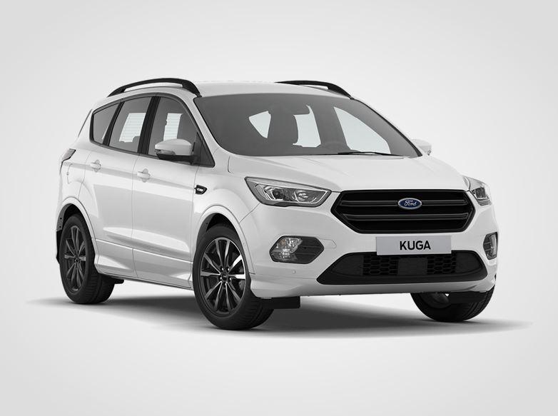 Ford Kuga ST-Line Plus,  5dveřová, 2.0TDCi 132kW/180k, 6st.automatická, AWD