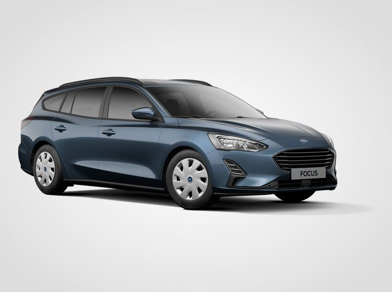 Ford Focus Trend,  Kombi, 1.0EcoBoost 74kW/100k, 6st.manuální