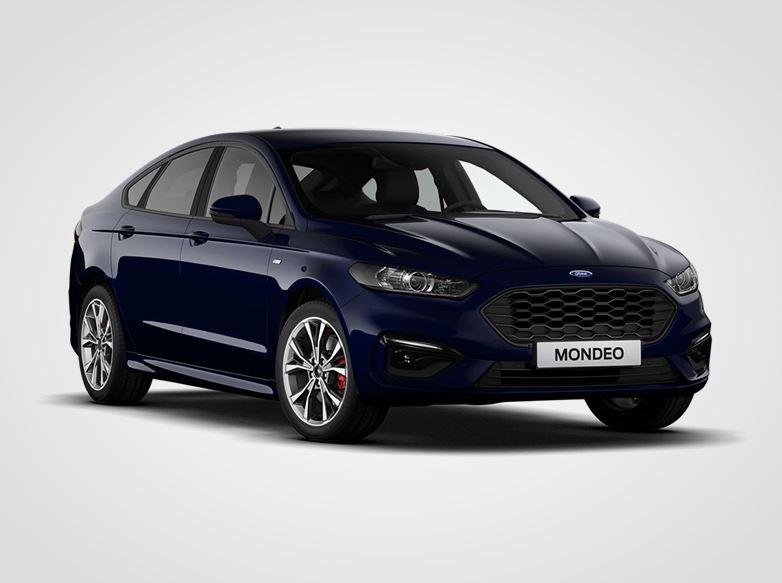 Ford Mondeo Business Edition,  5dveřová, 2.0EcoBlue 110kW/150k, 6st.manuální