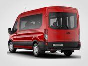 Ford Transit Trend 350 L3,  Kombi, 2.0přední pohon 125kW/170k, 6st.manuální