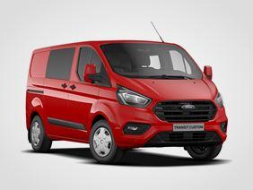 Ford Transit Custom Kombi Van Trend 320 mHEV L1, 2.0EcoBlue (mHEV) 96kW/130k, 6st.manuální