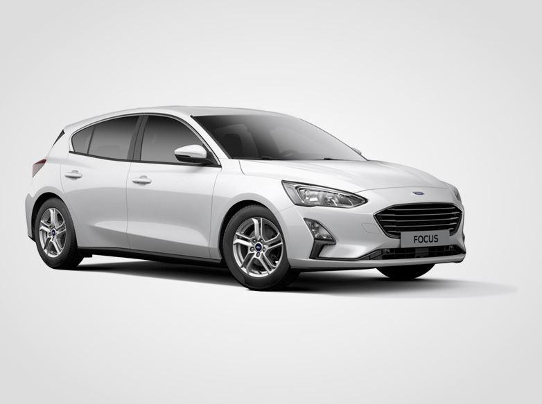 Ford Focus Trend Edition,  5dveřová, 1.0EcoBoost (mHEV) 92kW/125k, 6st.manuální