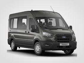 Nový Ford Transit Trend 350 L3, Kombi, 2.0přední pohon (mHEV) 96kW/130k, 6st.manuální