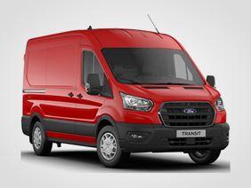 Nový Ford Transit Trend 350 L2, Van, 2.0přední pohon 96kW/130k, 6st.manuální