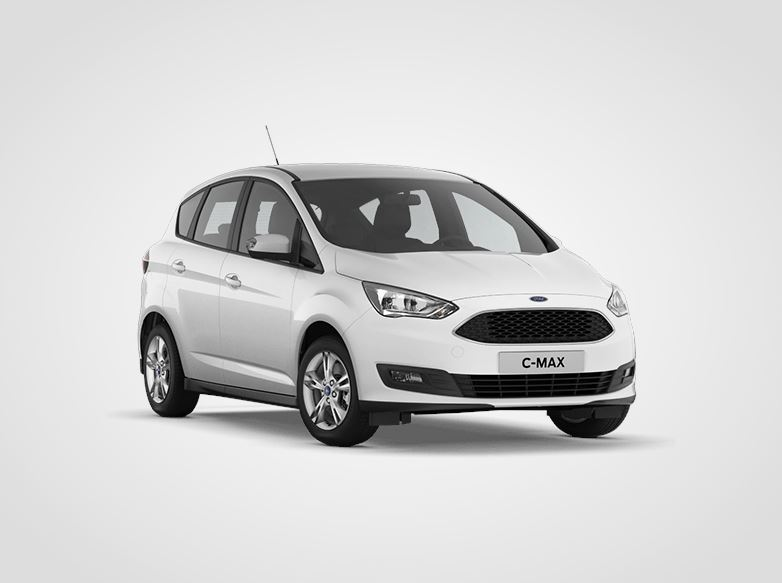 Ford C-MAX Trend Plus,  Compact, 1.0EcoBoost 92kW/125k, 6st.manuální