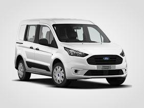 Ford Transit Connect Kombi Van Trend L1, 1.5EcoBlue 73kW/100k, 6st.manuální