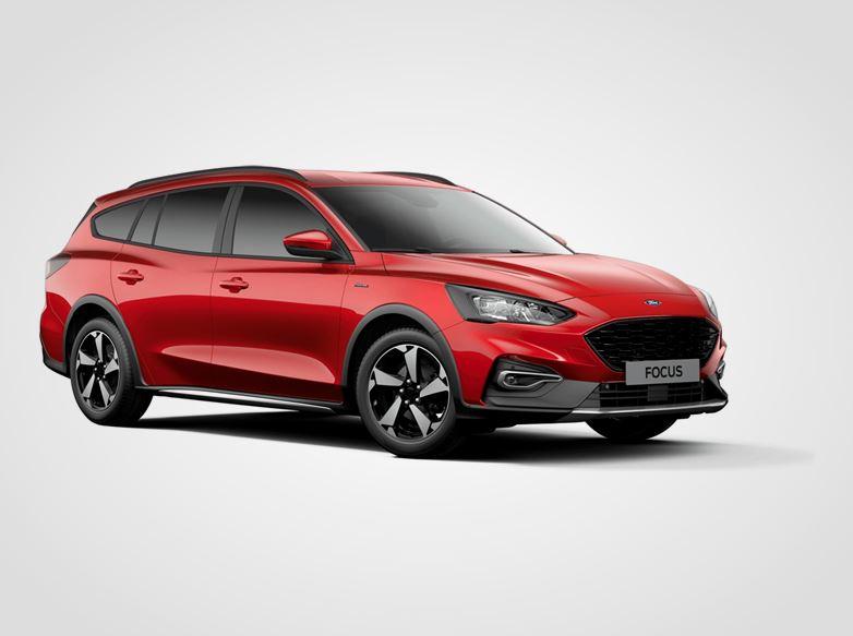 Ford Focus Active X,  Kombi, 1.5EcoBoost 110kW/150k, 8st.automatická
