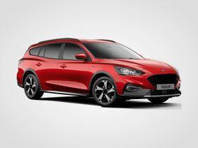 Ford Focus Active X, Kombi, 1.0EcoBoost Hybrid (mHEV) 114kW/155k, 6st.manuální
