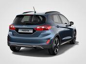 Ford Fiesta Active,  5dveřová, 1,0EcoBoost (mHEV) 92kW/125k, 6st.manuální