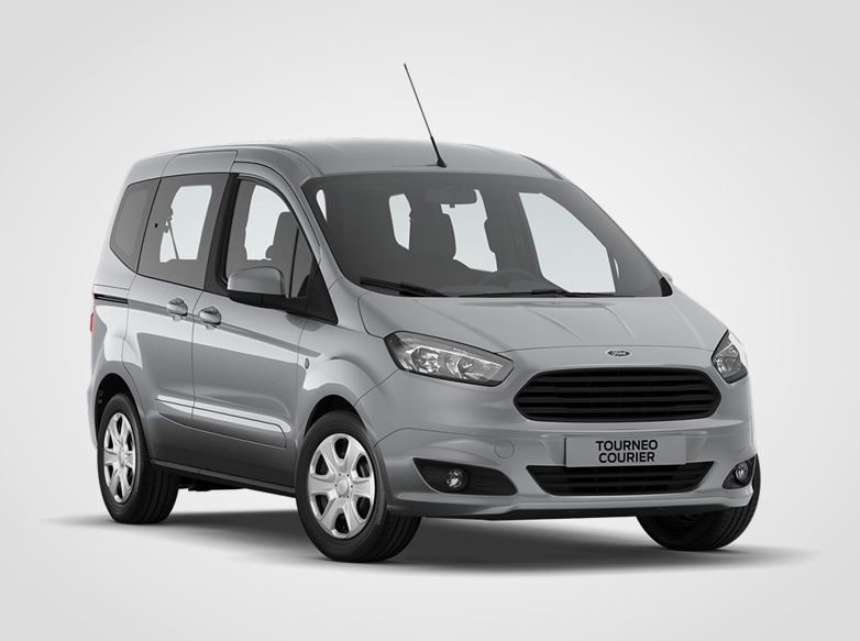 Ford Tourneo Courier Trend,  1.0 EcoBoost 74 kW/100 k, 6st. manuální