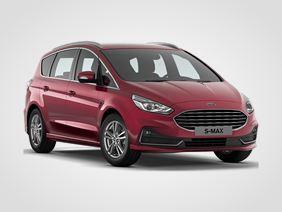 Nový Ford S-MAX Titanium, 5dveřová, 2.0EcoBlue 140kW/190k, 8st.automatická, AWD