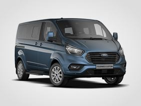 Ford Tourneo Custom Titanium X mHEV L1, 2.0EcoBlue (mHEV) 136kW/185k, 6st.manuální