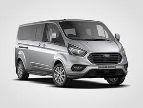 Ford Tourneo Custom Titanium 320 mHEV L2, 2.0EcoBlue (mHEV) 96kW/130k, 6st.manuální