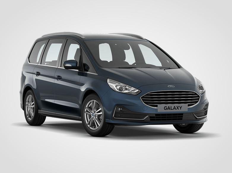 Ford Galaxy Titanium,  5dveřová, 2.0EcoBlue 110kW/150k, 6st.manuální