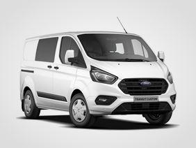 Ford Transit Custom Kombi Van Trend 320 mHEV L1, 2.0EcoBlue (mHEV) 77kW/105k, 6st.manuální