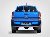 Ford Ranger Double Cab XLT,  Dvojkabina, 2.0EcoBlue 125kW/170k, 6st.manuální, 4WD