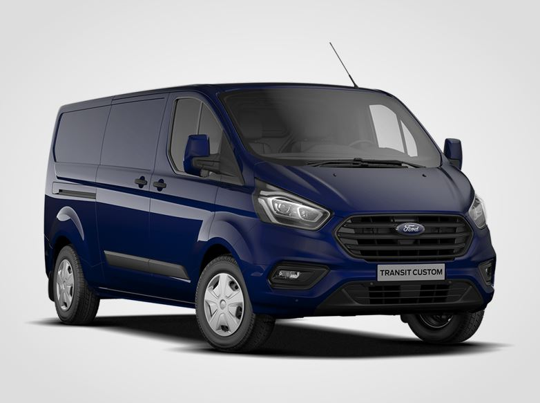 Ford Transit Custom Trend 320 L2,  Van, 2.0EcoBlue 96kW/130k, 6st.manuální