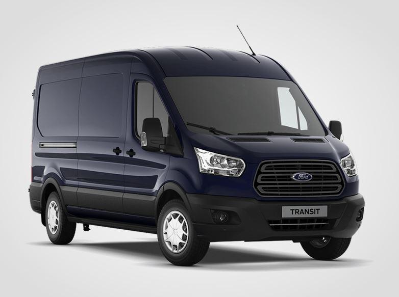 Ford Transit Trend 350 L3,  Van, 2.0EcoBlue 96kW/130k, 6st.manuální