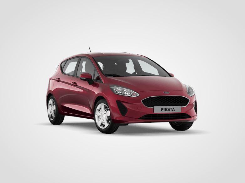 Ford Fiesta Trend,  5dveřová, 1,0EcoBoost 70kW/95k, 6st.manuální