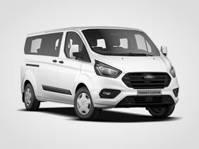 Ford Transit Custom Kombi Trend 340 mHEV L2, 2.0EcoBlue (mHEV) 96kW/130k, 6st.manuální