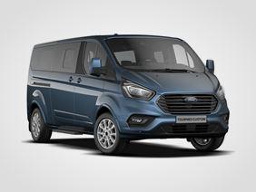 Ford Tourneo Custom Titanium 320 mHEV L2, 2.0EcoBlue Hybrid (mHEV) 96kW/130k, 6st.manuální