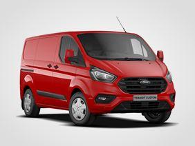 Ford Transit Custom Trend 280 L1, Van, 2.0EcoBlue 79kW/108k, 6st.manuální