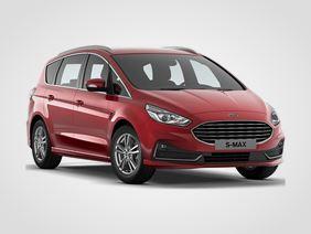 Nový Ford S-MAX Titanium, 5dveřová, 2.0EcoBlue 140kW/190k, 8st.automatická
