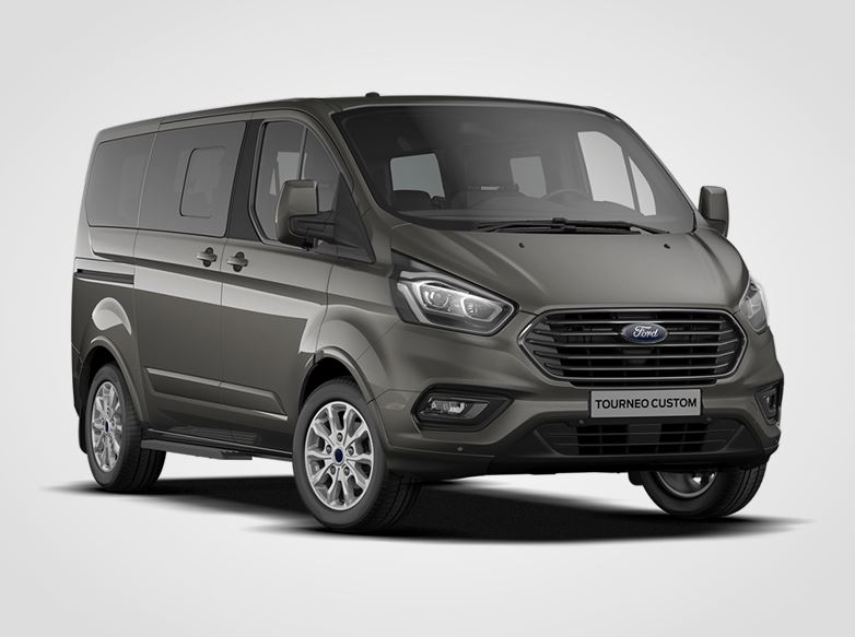 Ford Tourneo Custom Titanium 320 mHEV L1,  2,0EcoBlue (mHEV) 96kW/130k, 6st.manuální