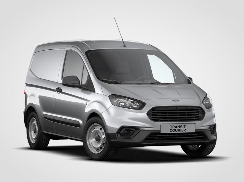 Ford Transit Courier Base,  Van, 1.0EcoBoost 74kW/100k, 6st.manuální