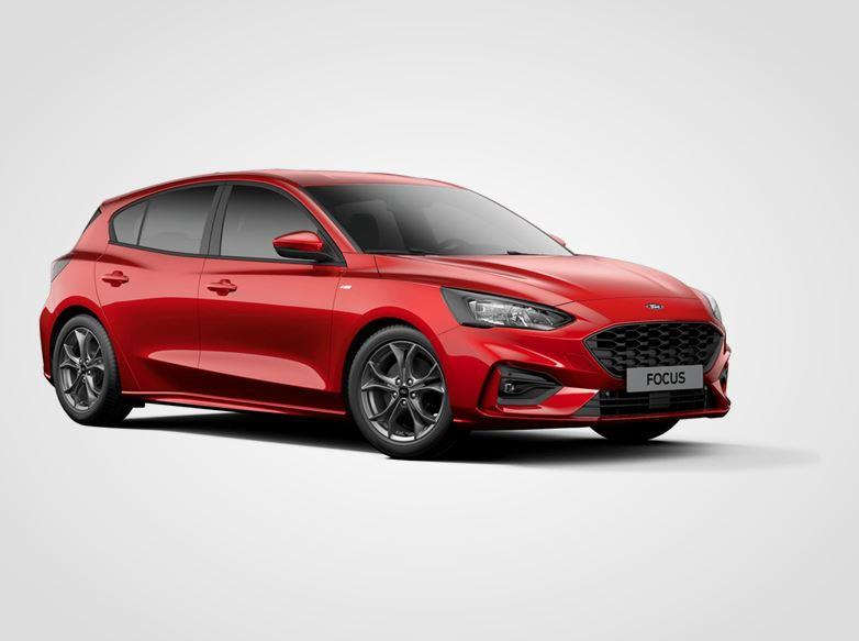 Ford Focus ST-Line,  5dveřová, 1.5EcoBoost 134kW/182k, 8st.automatická