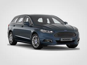 Ford Mondeo Titanium, Kombi, 2.0EcoBlue 110kW/150k, 6st.manuální