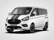 Ford Tourneo Custom Sport 320 L1,  2.0EcoBlue 136kW/185k, 6st.automatická