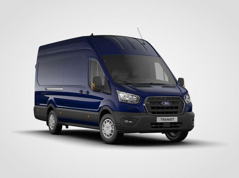 Ford Transit Trend 350 L4,  Van, 2.0EcoBlue 125kW/170k, 6st.manuální