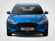 Ford Focus Titanium X,  Kombi, 1.5EcoBlue 88kW/120k, 6st.manuální
