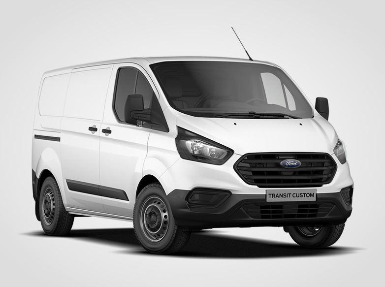Ford Transit Custom Van Trend 340 PHEV L1,  1,0Elektromotor + EcoBoost 92kW/126k, 1st.automatická