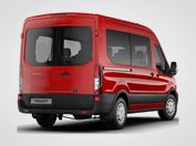 Ford Transit Trend 350 L2,  Kombi, 2.0přední pohon 96kW/130k, 6st.manuální