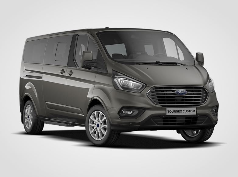 Ford Tourneo Custom Titanium X L2,  2.0EcoBlue 136kW/185k, 6st.automatická
