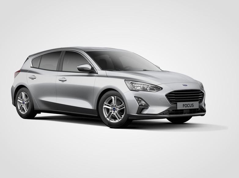 Ford Focus Trend Edition Plus,  5dveřová, 1.0EcoBoost 92kW/125k, 6st.manuální
