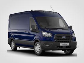 Ford Transit Trend 350 L3, Van, EcoBlue 125kW/170k, 6st.manuální