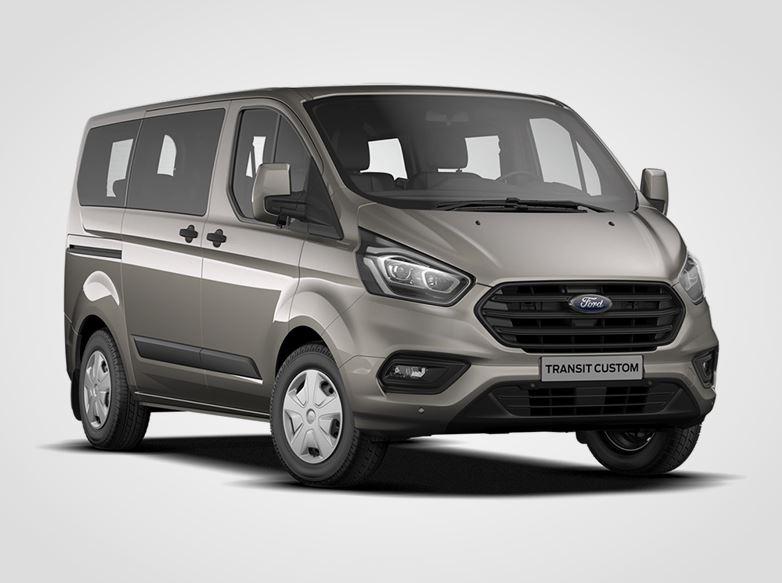 Ford Transit Custom Kombi Trend 320 mHEV L1,  2.0EcoBlue 96kW/130k, 6st.manuální