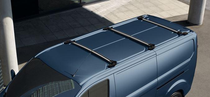 Integrovaný střešní nosič