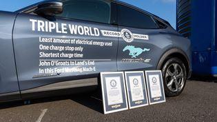 3 světové rekordy