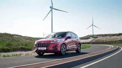 Nový Ford Kuga bude mít nejnižší spotřebu ve své kategorii | Nové SUV Ford Kuga bude mít nejnižší spotřebu ve své kategorii