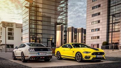 Mustang Mach 1  | Mustang Mach 1
