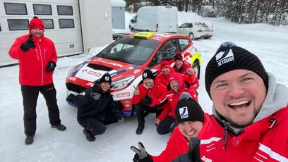 Martin Prokop předprvní soutěží v letošním šampionátu WRC | Martin Prokop před první soutěží v letošním šampionátu WRC