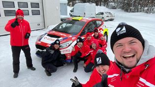 Martin Prokop předprvní soutěží v letošním šampionátu WRC